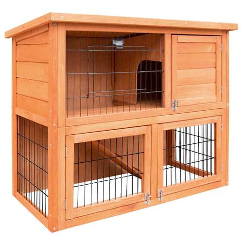93cm The Town House Timber Pet Coop